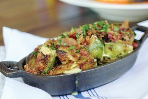 trolley-oyster-house-brussels-sprouts