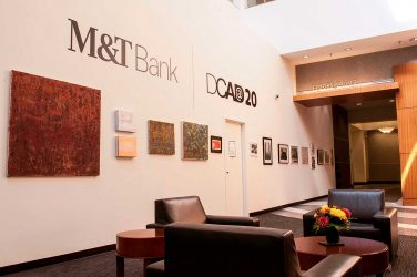 M&T showcasing work by DCAD