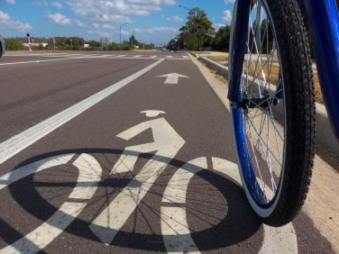 Union Street Bike Lane Parade