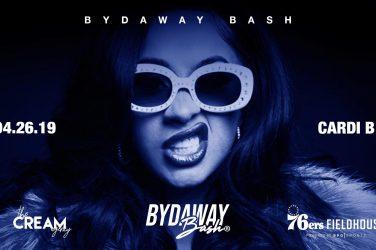 BYDAWAY Bash featuring Cardi B