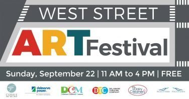 West Street Art Festival Sunday, September 22 11am to 4pm Free