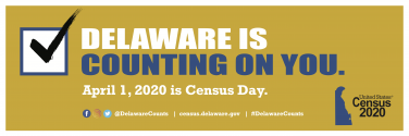 Delaware Census April 1 2020