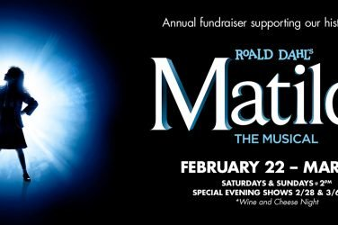 Matilda at Delaware Children's Theatre