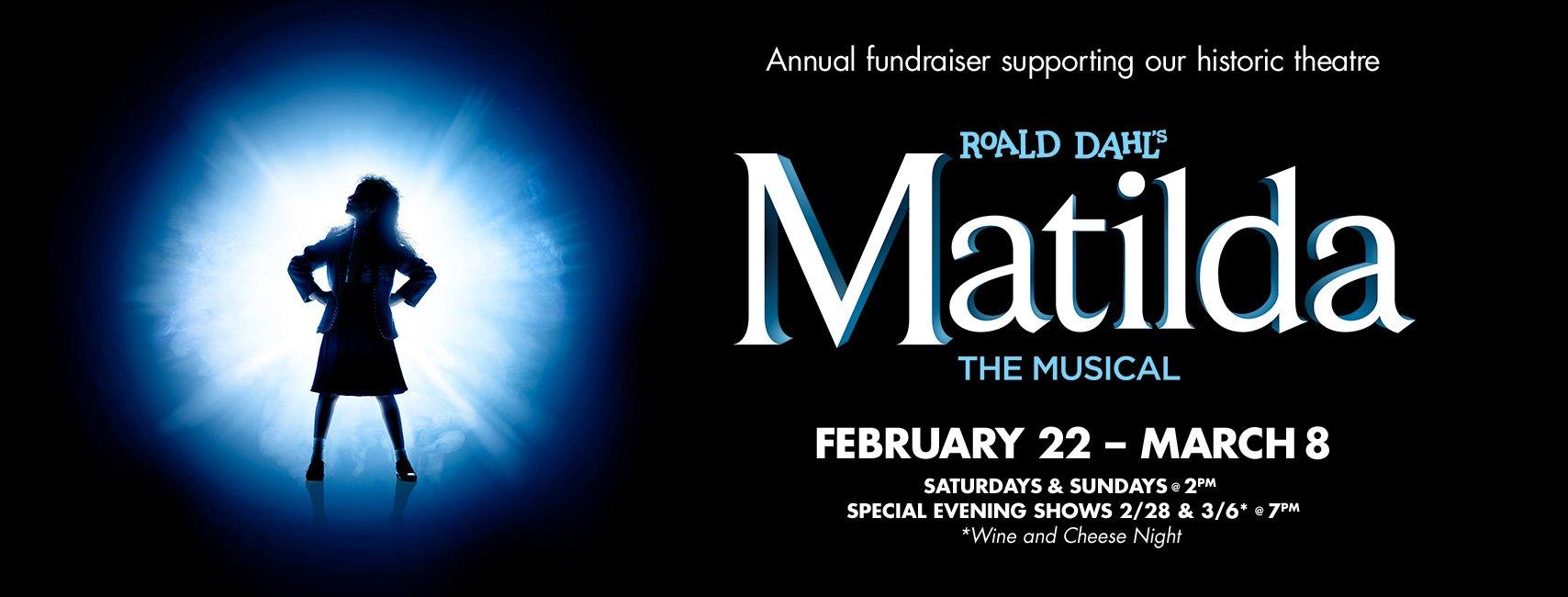 Matilda at Delaware Children's Theatre