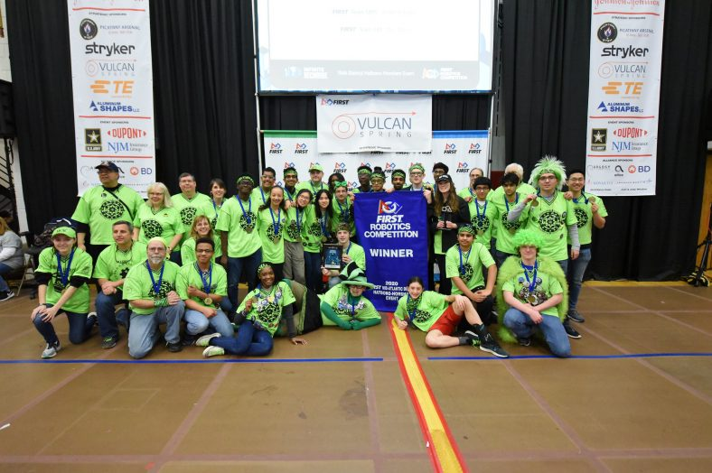 The Miracle Workers, FIRST Robotics team