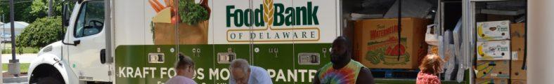 Food Bank of Delaware Mobile Pantry