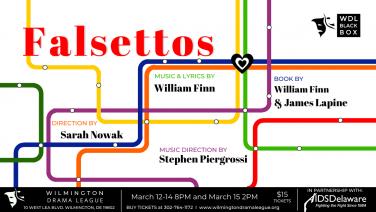 Falsettos at the Wilmington Drama League