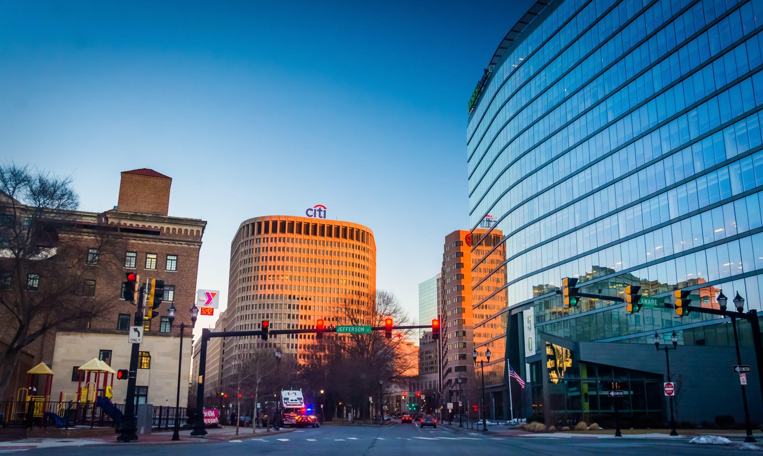 Downtown Wilmington, DE