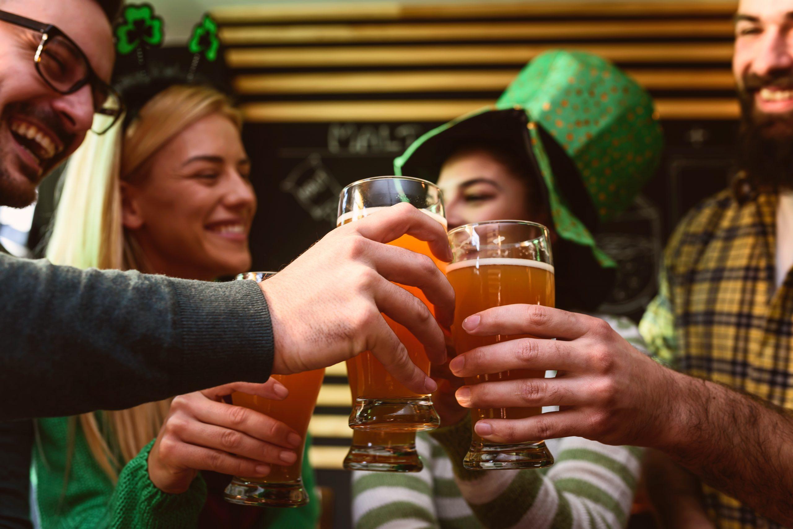 St. Patricks Day in Wilmington, DE