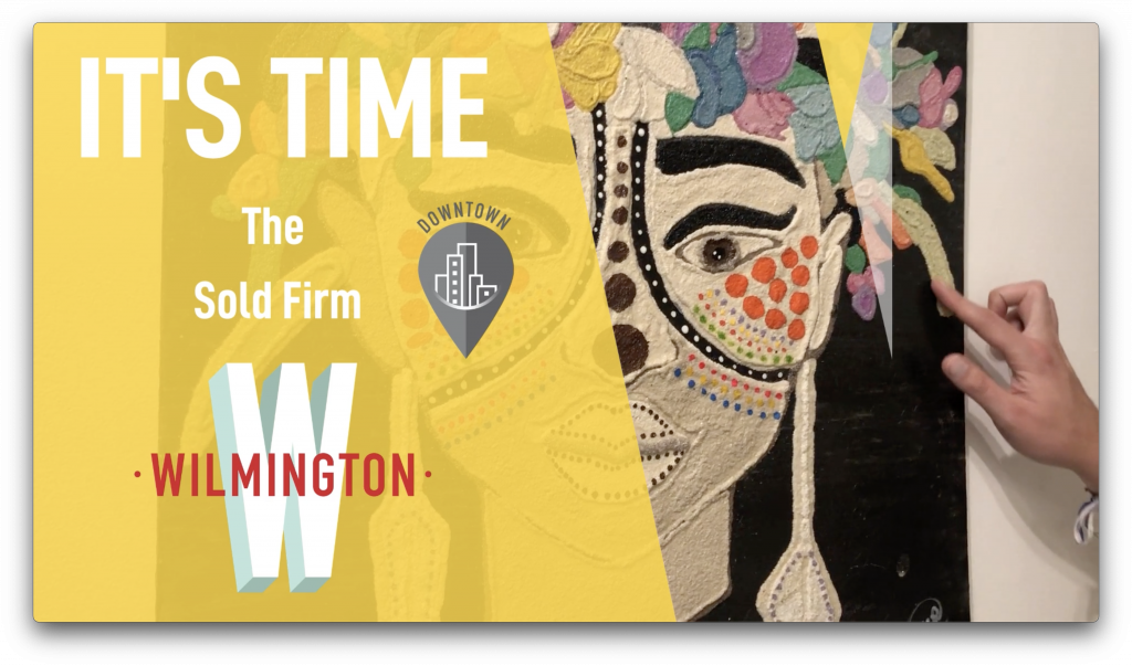 Sold Firm Art Gallery - It's Time, Wilmington, Delaware