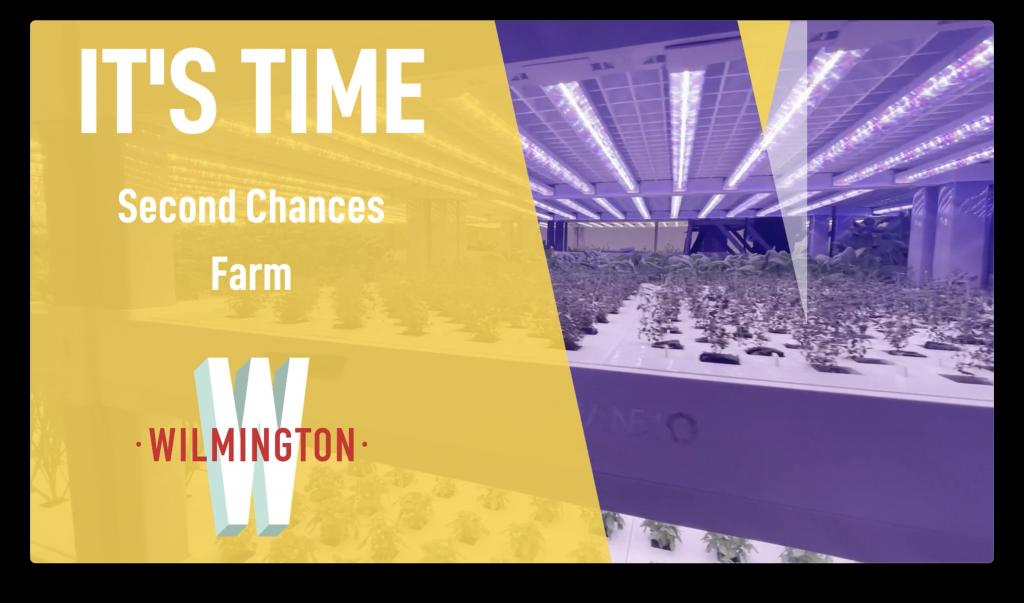 Second Chances Farm - It's Time Wilmington, Delaware