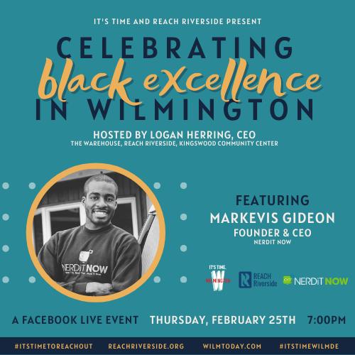 Markevis Gideon Wilmington Delaware