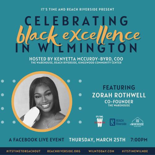 Panelist Zorah Rothwell